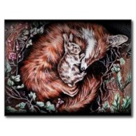 fox_and_bunny_sleeping_drawing_of_animal_art_postcard-r1dc9898976074f769757de17aed2760b_vgbaq_8byvr_324