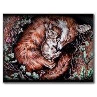 fox_and_bunny_sleeping_drawing_of_animal_art_postcard-r1dc9898976074f769757de17aed2760b_vgbaq_8byvr_324