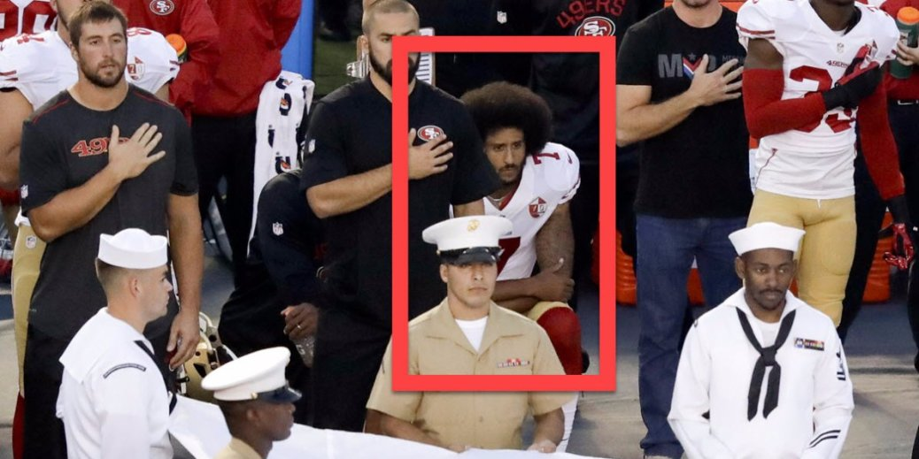 colin-kaepernick-refuses-to-stand-for-the-national-anthem-again